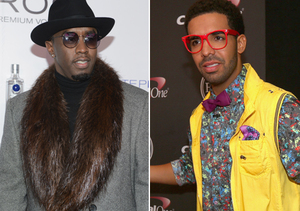 Diddy Reportedly Punched Drake over a Song