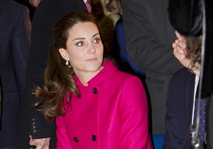 The Copy-Kate Effect! Kate Middleton's Mulberry Coat Sold Out