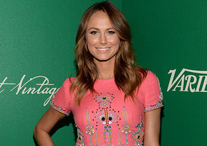 Stacy Keibler Shares the Sweetest Pic of Her Baby Girl!