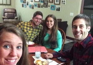 What Feud? Jill and Jessa Duggar Double-Date with Their Husbands