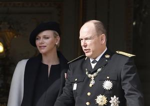 It's Royal Twins for Princess Charlene and Prince Albert!