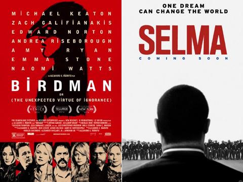'Birdman' Leads Golden Globe Nominations, 'Selma' Makes History