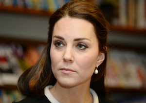 Caught on Video! See Kate Middleton's Epic Reaction to Bossy Woman