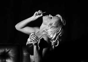 '50 Shades' of Pamela Anderson! See Her Stripped-Down New Video