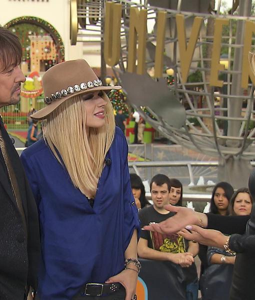 Richie Sambora and Orianthi on Working Together for Their Christmas…