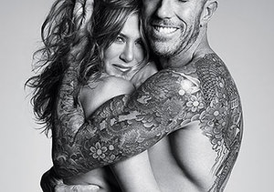 Jennifer Aniston Goes Topless for Allure!