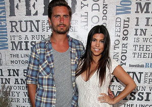 Kourtney Kardashian Reveals Baby Boy's Unusual Name!