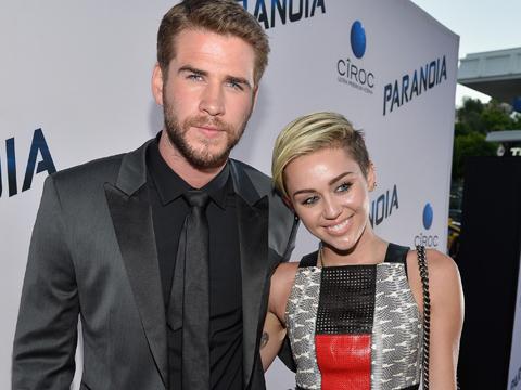 Did Chris Hemsworth Just Slam Liam's Ex-GF Miley Cyrus?!