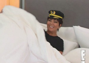 Kris Jenner Stages a Faux Sexcapade to Trick Meddling Daughters