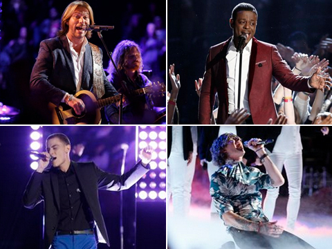 'The Voice' Finale! Hear the Finalists' Original Songs, See Their Music Videos