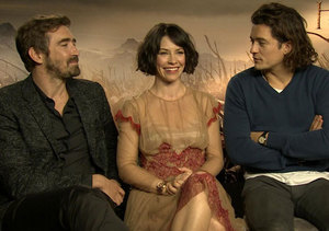 The Stars of 'The Hobbit' on Extreme Costumes, Makeup and Devoted Fans!