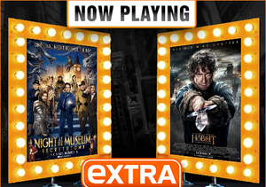 Now Playing Live Movie Reviews: 'Hobbit,' 'Museum 3' and More Movies for the…