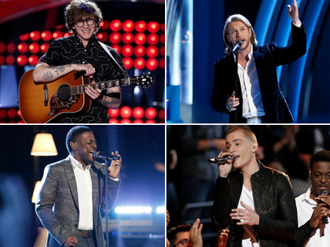 'The Voice' Finale Live Blog! Who Is the Season 7 Winner?