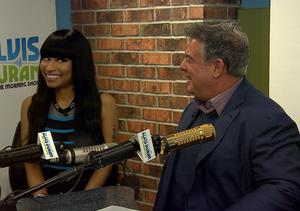 Nicki Minaj on the Year of the Booty, Working with Beyoncé, and the Pinkprint
