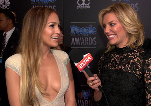 How Jennifer Lopez Refers to Her Own Booty
