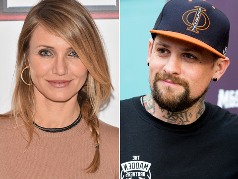 Cameron Diaz and Benji Madden Engaged!