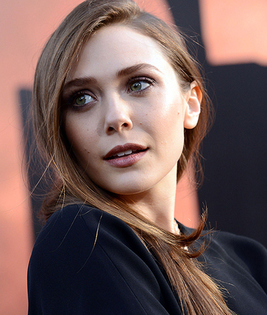 See What Elizabeth Olsen Did to Her Hair!