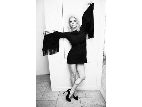 Wowza! Jessica Simpson Shows Off Muscular Legs in New Photo Shoot
