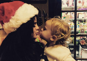 Our Favorite Celebrity Holiday Pics!