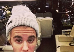 Most Outrageous Star Christmas Pics! Justin Bieber, Chris Brown, Iggy Azalea…