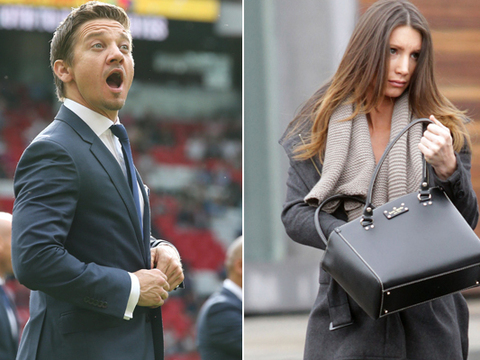 Jeremy Renner's Wife Files for Divorce