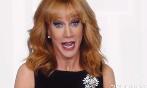 New Promo! Kathy Griffin Takes Over for Joan Rivers on 'Fashion Police'!