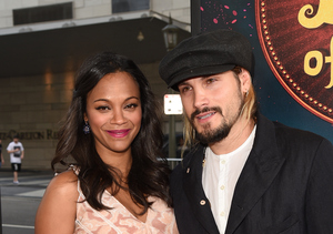 Zoe Saldana Welcomes Twin Boys!