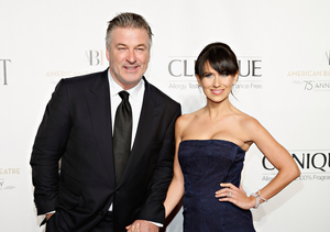Hilaria and Alec Baldwin Share Happy Baby News with 'Extra'!