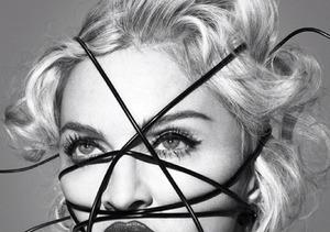 Madonna Responds to Backlash over 'Rebel Heart' Pics