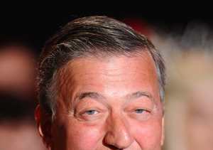 Stephen Fry to Marry Much Younger Partner