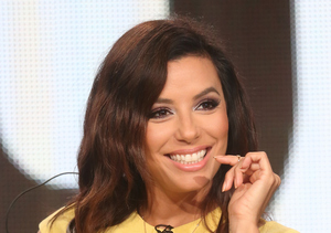 Eva Longoria Responds to Rumors She's Engaged