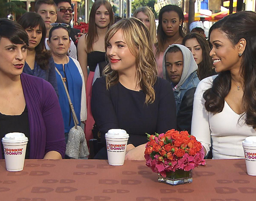 Dunkin' Coffee Talk: Fashion, Winners and More Golden Globes 2015 Predictions!