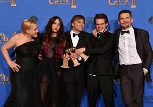 Golden Globes 2015: The Winners List