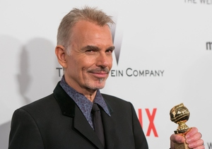 Billy Bob Thornton Stays in Touch with Ex-Wife Angelina Jolie