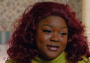 This One Wins the 'My Strange Addiction' Grand Prize… Woman Who Eats Bricks