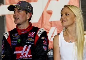 NASCAR Star Kurt Busch Believes His Ex-GF Was a Trained Assassin