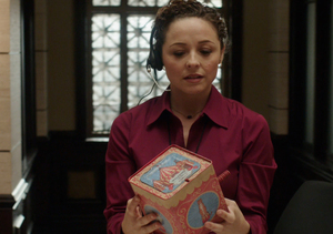 'Stalker' Sneak Peek! Find Out What's Inside the Mysterious Box Sent to the…