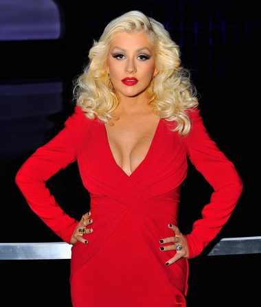See the Perfect First Pic of Christina Aguilera's Daughter!