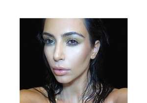 Kim Kardashian's BIG Selfie Reveal