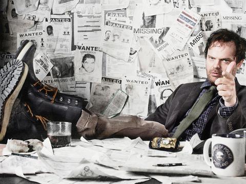 Rainn Wilson Says Goodbye to Dwight and Hello to Backstrom!