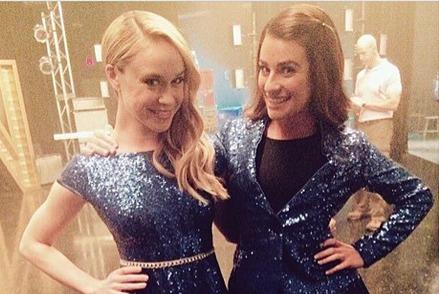 O-M-Glee! Lea Michele Chops Off Her Locks