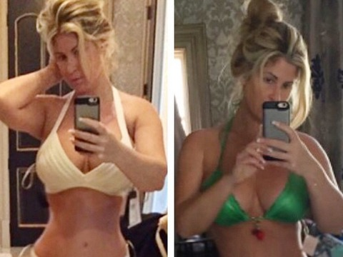 See Kim Zolciak's Ridiculous Bikini Body After SIX Kids!