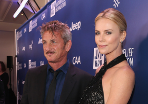 Report: Sean Penn Takes Steps to Adopt Charlize Theron's Son