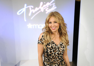 Latin Superstar Thalía Makes Facebook History with Launch of New Collection