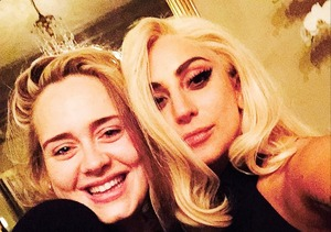 Lady Gaga and Adele Superstar Collaboration? Please Say Yes