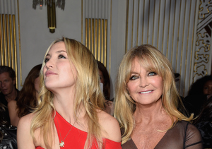 Hollywood's Hottest Mother Daughter Combo Kate Hudson and Goldie Hawn WOW in…