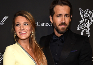 Ryan Reynolds Dishes on the Toughest Part About Being a New Dad