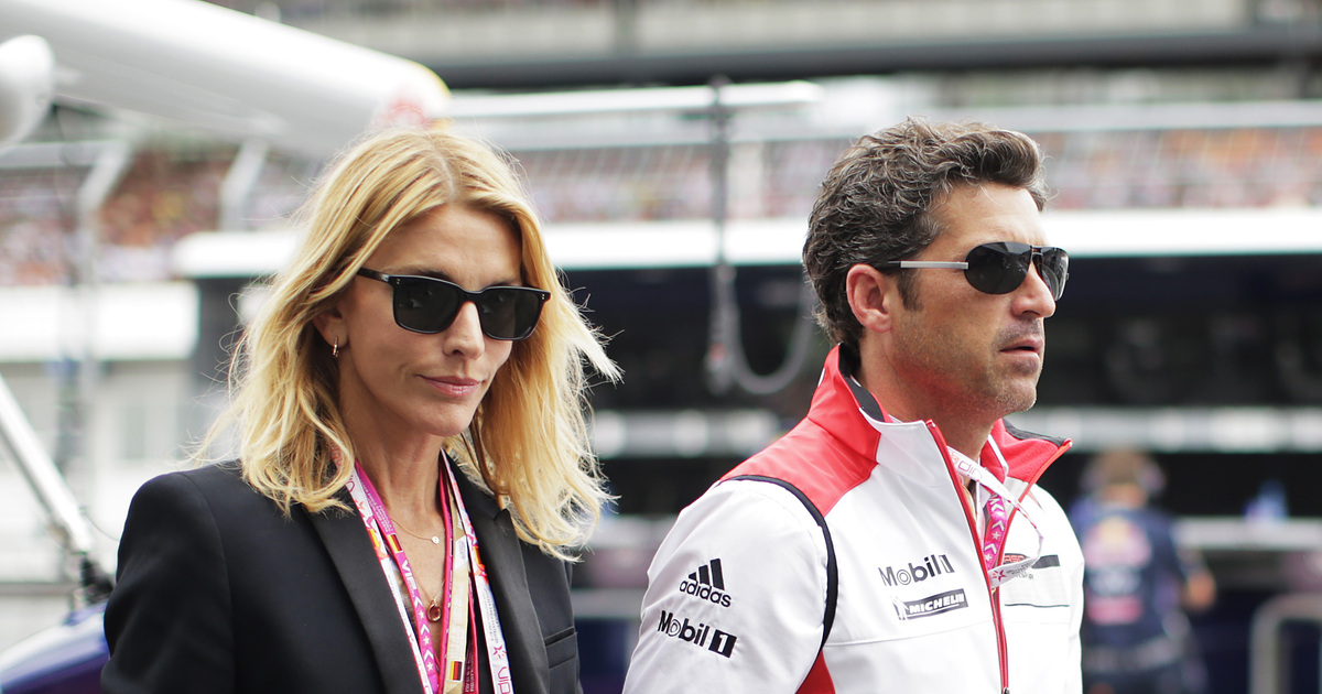 Patrick Dempsey Hints At Reason He And Wife Are Divorcing Extratvcom