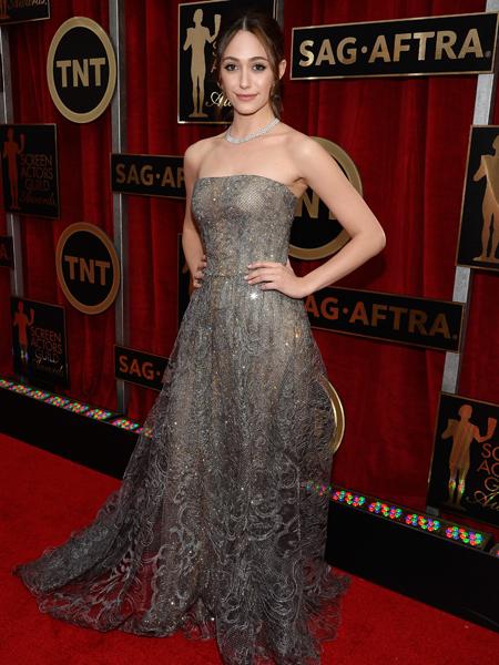 Pics! The 2015 SAG Awards Red Carpet