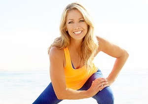 Get Tips from Denise Austin for a Flatter Stomach and Toned Arms!